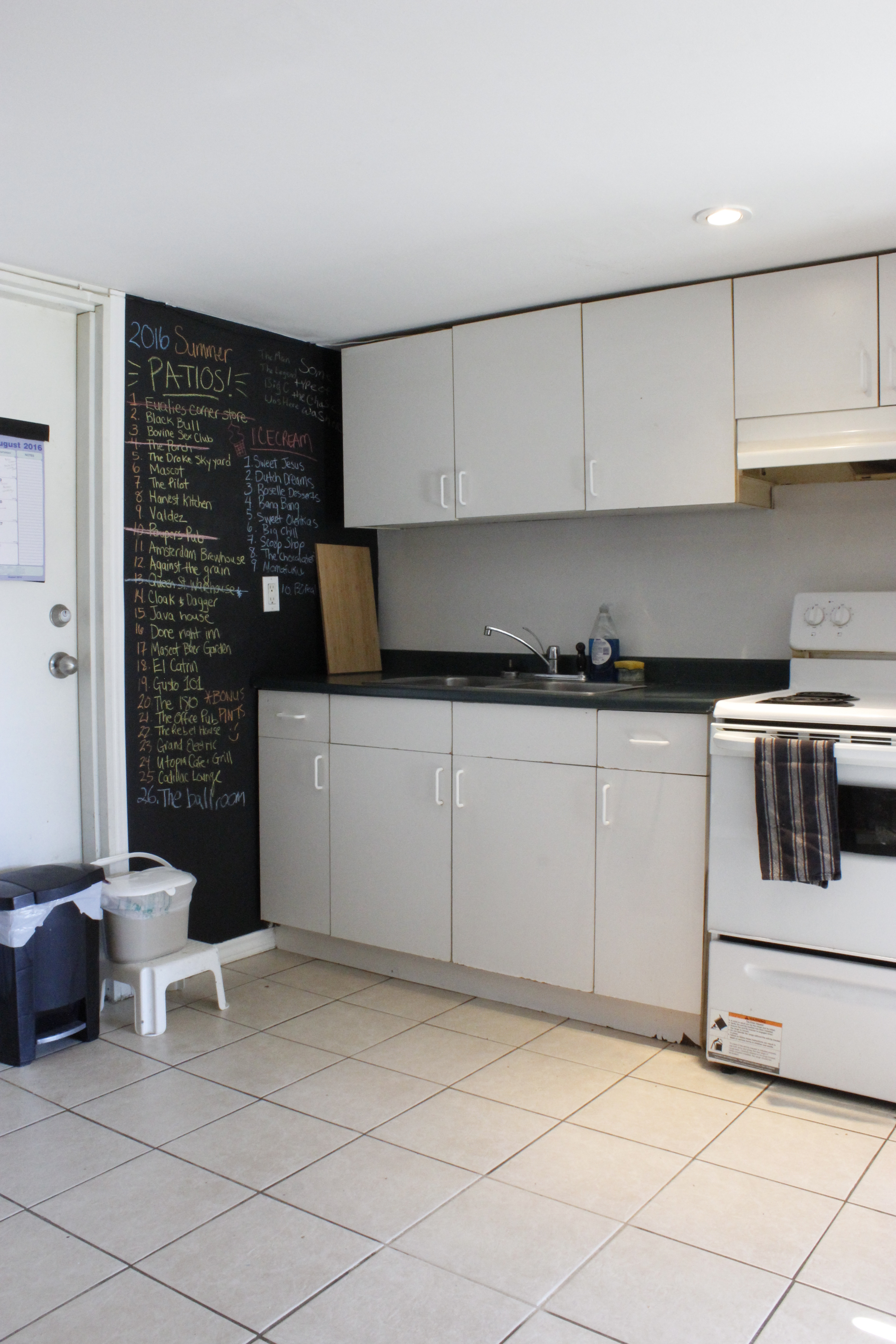 Basement Apartment Before And After.  mg 5015 Basement Apartment Diaries DIY Kitchen The Before Autumn Hachey
